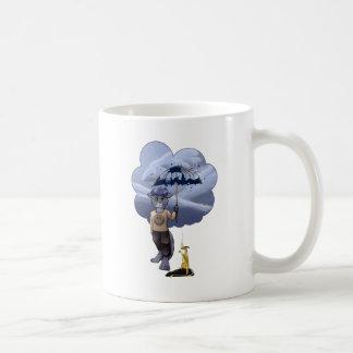 ヴィンチェンツォ-傘 コーヒーマグカップ