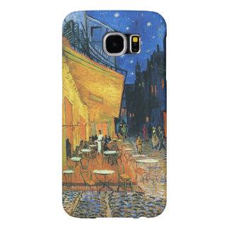 ヴィンチェンツォvanゴッホCafe?台地 Samsung Galaxy S6 ケース