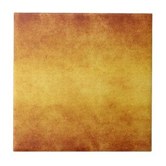 ヴィンテージによって老化させるこはく色の燃やされたアンバーの硫酸紙 タイル