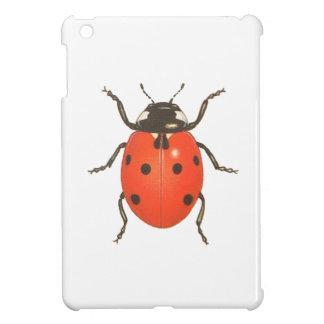 ヴィンテージのてんとう虫のIpadの小型場合 iPad Mini カバー