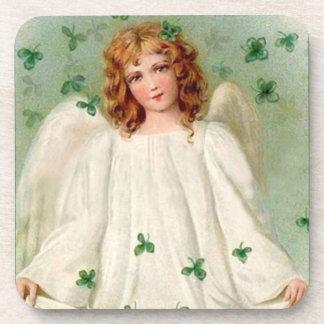 ヴィンテージのアイルランドの天使のコースター コースター