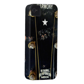 ヴィンテージのアコースティックギター Case-Mate iPhone 4 ケース