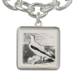 ヴィンテージのアホウドリのカモメの海カモメは海鳥を騙します ブレスレット