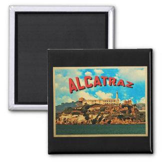 ヴィンテージのアルカトラズ島 マグネット