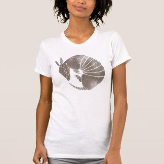 ヴィンテージのアルマジロ Tシャツ