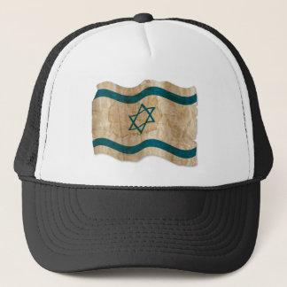 ヴィンテージのイスラエルの旗 キャップ