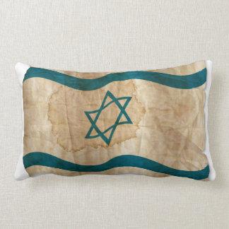 ヴィンテージのイスラエルの旗 ランバークッション