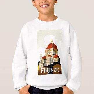 ヴィンテージのイタリアンな観光事業ポスター スウェットシャツ