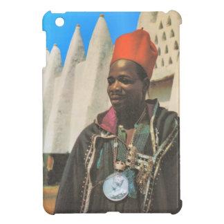 ヴィンテージのイメージ、ガーナのアフリカの責任者 iPad MINI カバー