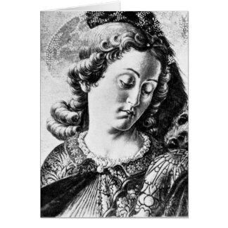 ヴィンテージのイメージ-大天使Raphael カード