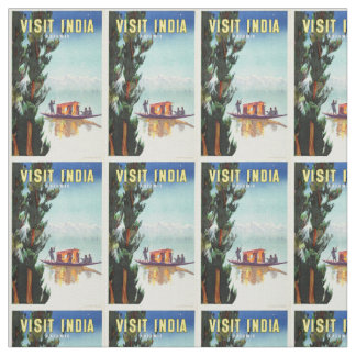 ヴィンテージのインド旅行カスタマイズ可能な生地 ファブリック