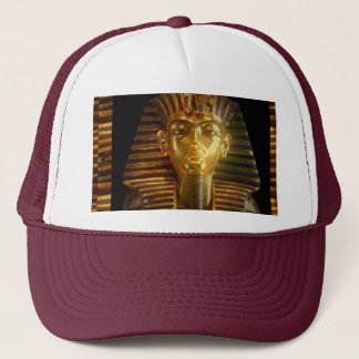 ヴィンテージのエジプトの偶像の芸術: 古代のピラミッド キャップ