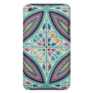 ヴィンテージのエレガントなMoyenの年齢の中世グラフィック・デザイン Case-Mate iPod Touch ケース