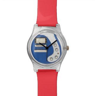 ヴィンテージのエレキギターのミュージシャンバンドコレクター 腕時計