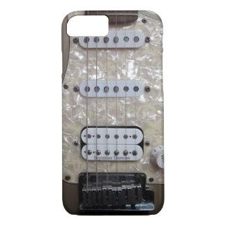 ヴィンテージのエレキギター iPhone 8/7ケース