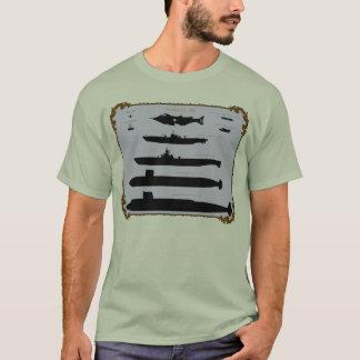 ヴィンテージのオウムガイ Tシャツ