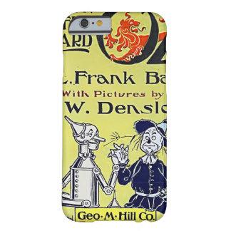 ヴィンテージのオズの魔法使いの表紙 BARELY THERE iPhone 6 ケース