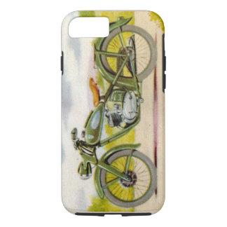 ヴィンテージのオートバイ iPhone 7ケース