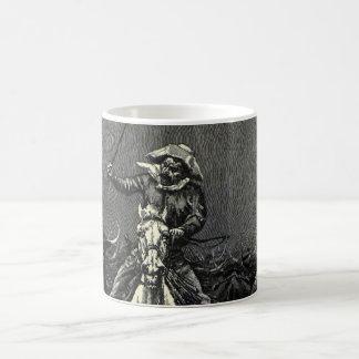 ヴィンテージのカウボーイ、フレデリックRemington著スタンピード コーヒーマグカップ