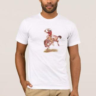 ヴィンテージのカウボーイ Tシャツ