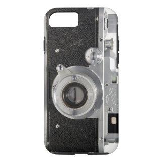 ヴィンテージのカメラのコレクション07のロシア人Z Iphoneの例 iPhone 8/7ケース