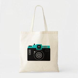ヴィンテージのカメラのトートバック トートバッグ