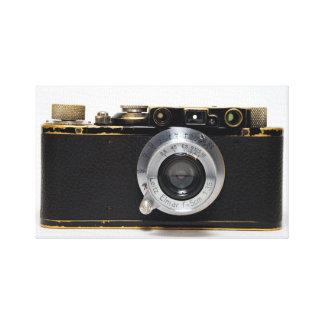 ヴィンテージのカメラ3のドイツ人の距離計1932年-キャンバス キャンバスプリント