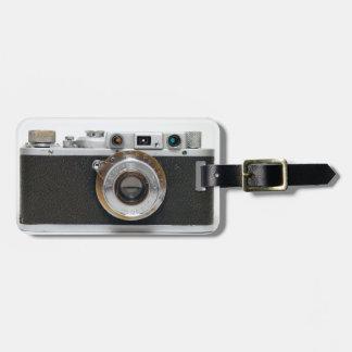 ヴィンテージのカメラ8のロシア人Fの荷物のラベル ネームタグ