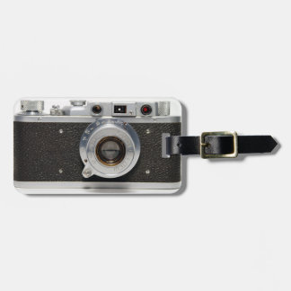 ヴィンテージのカメラ9のロシア人Fの荷物のラベル ラゲッジタグ