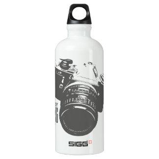 ヴィンテージのカメラ ウォーターボトル