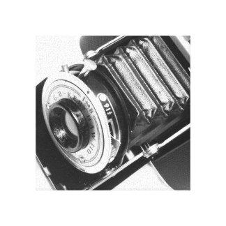 ヴィンテージのカメラ キャンバスプリント