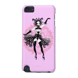 ヴィンテージのキャバレーの女の子 iPod TOUCH 5G ケース
