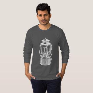 ヴィンテージのキャンプのランタンのスエットシャツ Tシャツ