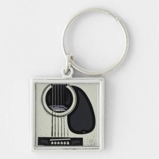 ヴィンテージのギターのキーホルダー キーホルダー