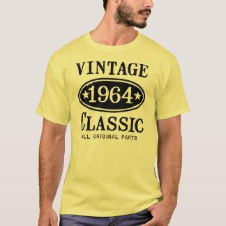 ヴィンテージのクラシックの1964年のTシャツ Tシャツ