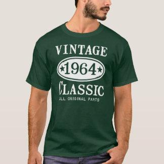 ヴィンテージのクラシック1964のTシャツ Tシャツ