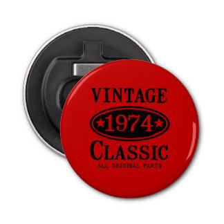 ヴィンテージのクラシック1974の栓抜き-色を選んで下さい 栓抜き