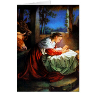 ヴィンテージのクリスマスカード1 カード