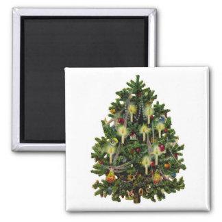 ヴィンテージのクリスマスツリーの磁石 マグネット