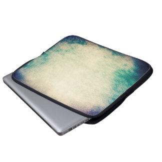 ヴィンテージのグランジな質感のラップトップのバッグ ラップトップパソコンスリーブ