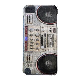 ヴィンテージのゲットーの発破工 iPod TOUCH 5G ケース