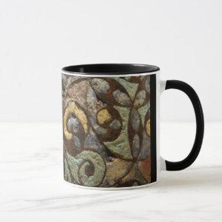 ヴィンテージのコーヒーのためのレトロの黒いつぼのマグ マグカップ