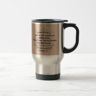 ヴィンテージのコーヒー トラベルマグ