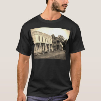 ヴィンテージのゴーストタウンのホテル Tシャツ