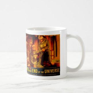 ヴィンテージのサイファイのロビーカード コーヒーマグカップ