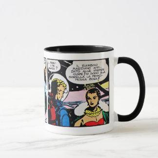 ヴィンテージのサイファイの続きこま漫画 マグカップ