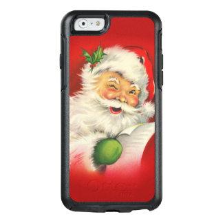 ヴィンテージのサンタクロースのクリスマス オッターボックスiPhone 6/6Sケース