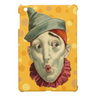 ヴィンテージのサーカスのピエロ iPad MINI CASE
