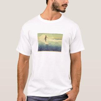 ヴィンテージのサーフ Tシャツ