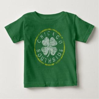 ヴィンテージのシカゴSouthsideのアイルランド語 ベビーTシャツ